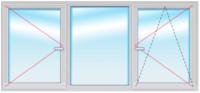 Dexen Lider В58 1600х2500 стекло 4мм Axor