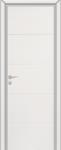 Дверь Граффити 2, ДГ, белая эмаль
