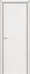 Дверь Граффити 5, ДГ, белая эмаль
