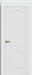 Дверь Танго ДГ, белая эмаль
