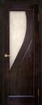 Дверь Дива, венге, остекленная