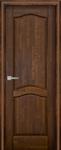 Дверь Лео античный орех глухая