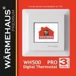 Терморегулятор WÄRMEHAUS WH500 PRO